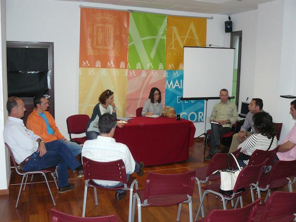 2ªreunion comision paritaria colegio El Prior_01_600
