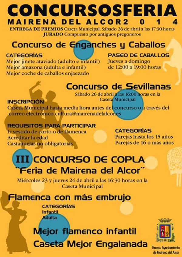 Cartel Concursos Feria 2014_600