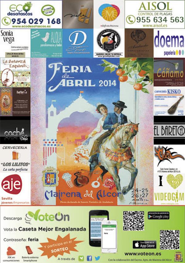 Cartel Feria 2014 A3 - definitivo