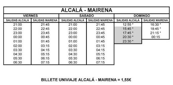 Feria_Bus Mairena_Alcalá