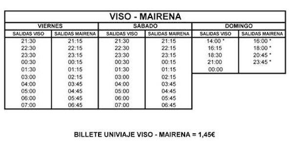 Feria_Bus Mairena_Viso
