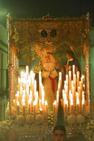 Virgen Vera Cruz