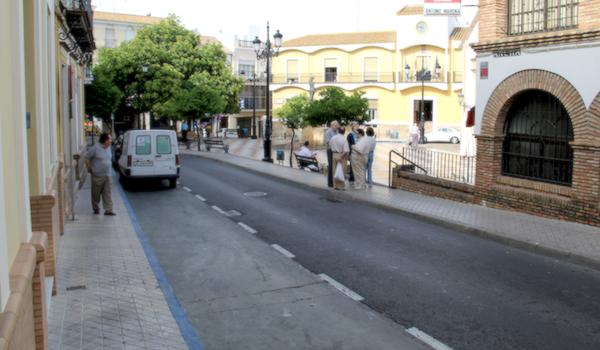 Aparcamiento zona azul Plaza Flores_600