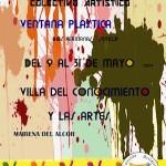 Cartel Expo Pintura Ventana Plástica_600