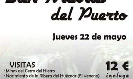 Cartel Visita San Nicolas del Puerto_600
