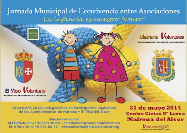 DÍPTICO Jornadas Municipales de Formación