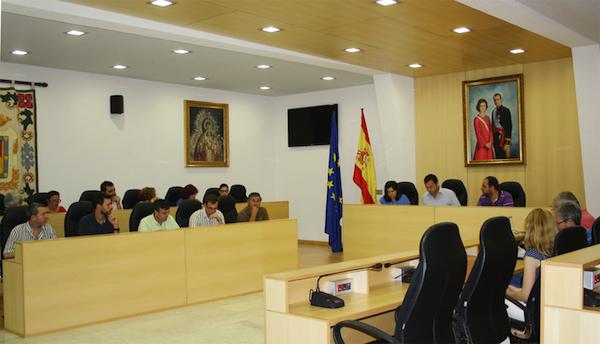 Pleno Extraordinario Aprobación Gasto Colegio Isabel Rodríguez_600