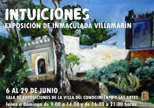Exposición Intuiciones Inmaculada Villamarín_600