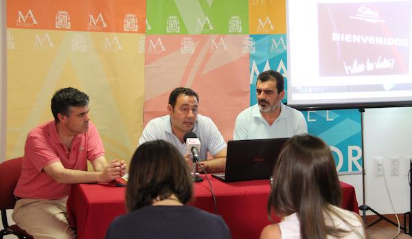 Presentación Vuelta Ciclista España Mairena_600