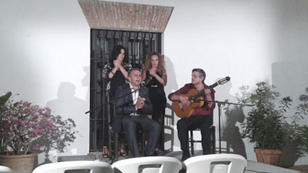 Concurso Cante Jondo 2014 semifinales