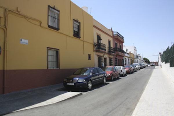 Fin Obras Barriada San Bartolomé