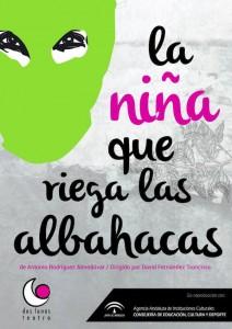 La Niña que Riega las Albahacas_cartel