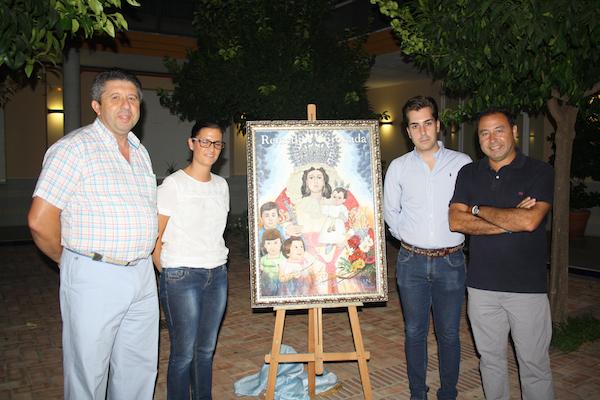 Presentación cartel Fiestas Patronales_600