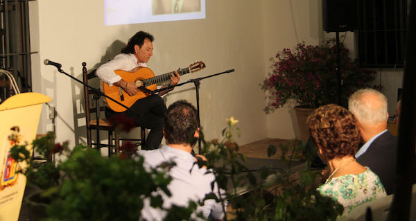 Antonio Carrión Festival Cante homenaje Manolo Guillén_600