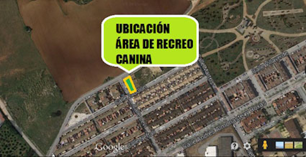 Area Recreo Canina pipican
