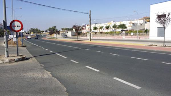 Avenida de Los Alcores