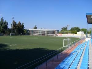 Campo fútbol La Barrera
