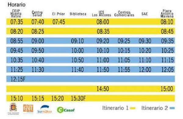 Horarios autobús urbano_600