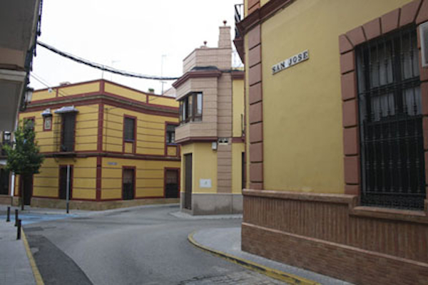 Obras calle San José