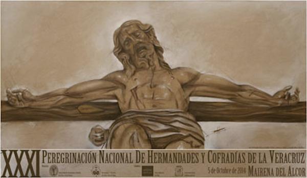 Peregrinación Nacional de Hermandades y Cofradías de la Veracruz