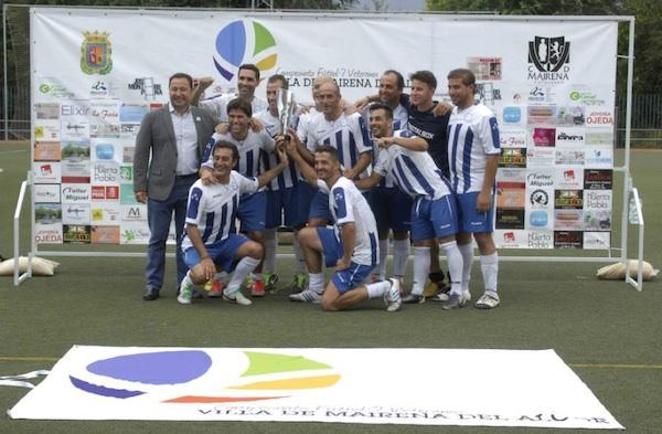 Pilas ganador Campeonato Veteranos Fútbol 7_600