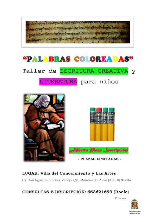 Taller de Escritura Creativa y Literatura para niños