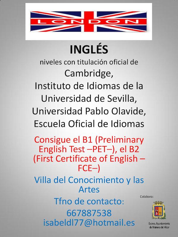 Taller de Inglés