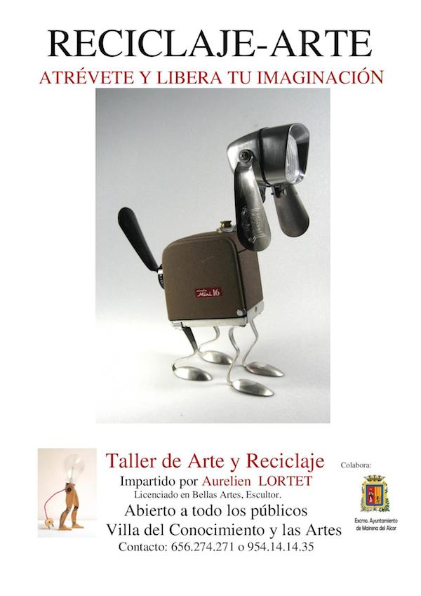 Taller de Reciclaje-Arte