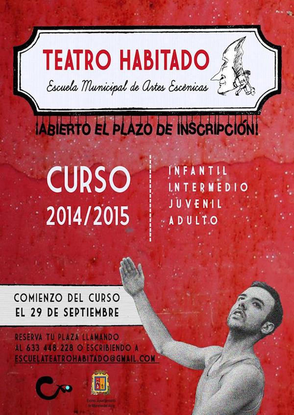 Teatro Habitado 2014 15