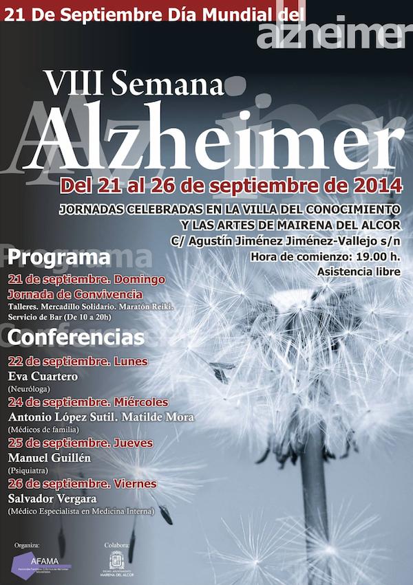 VIII Semana del Alzheimer_600