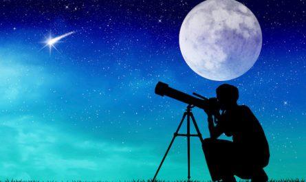 observación-estrellas