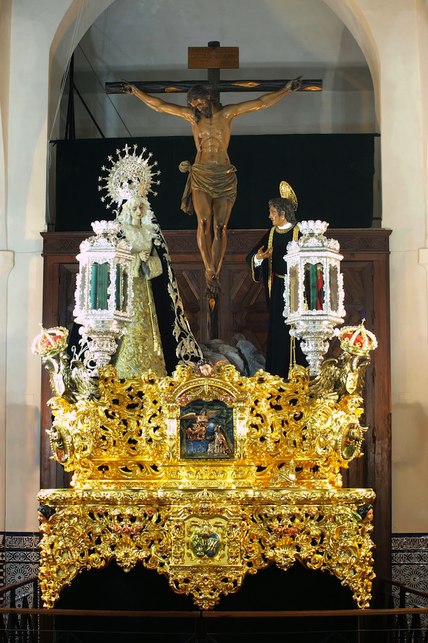 Cristo de la Vera Cruz peregrinación
