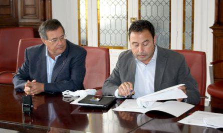 Firma proyecto colegio El Prior