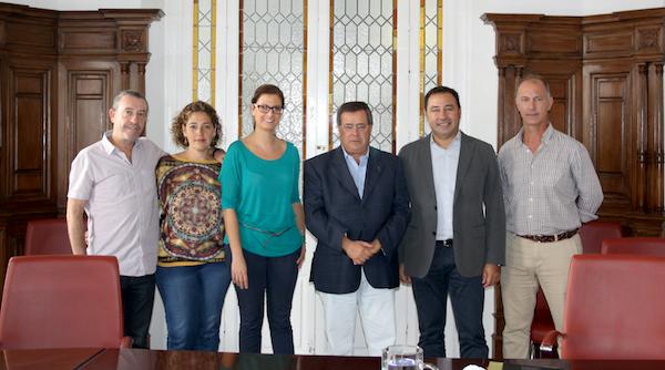 Grupo Firma proyecto colegio El Prior
