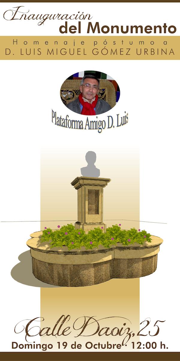 Inauguración estatua D.Luis_600