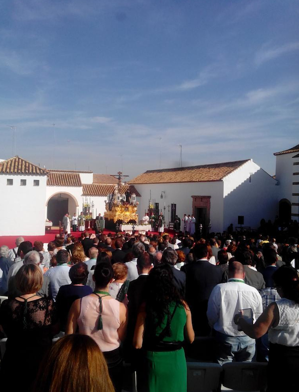 Veracruz peregrinación Martos