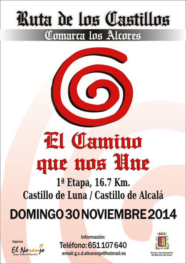 Ruta de los Castillos 2014 Mairena - Alcalá