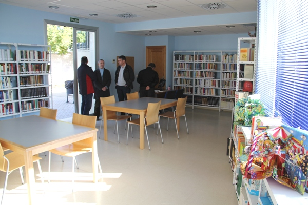 La nueva Biblioteca Pública abrirá a partir del lunes 22 de diciembre
