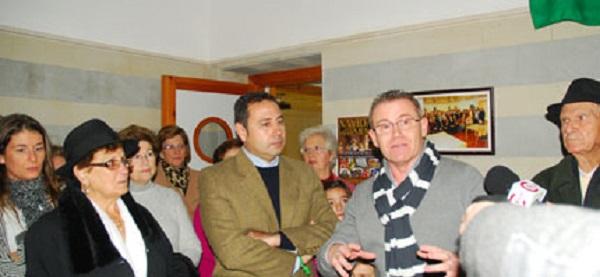 Homenaje a Manuel Gavira