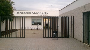 centro cívico Antonio Machado