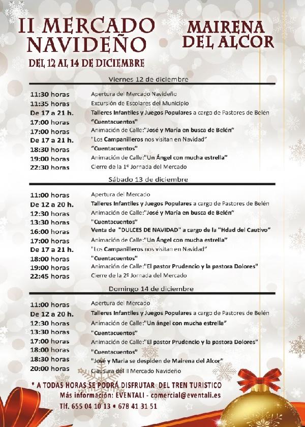 Segundo Mercado de Navidad