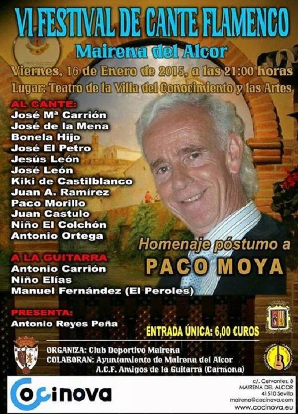 IV Festival de Cante Flamenco