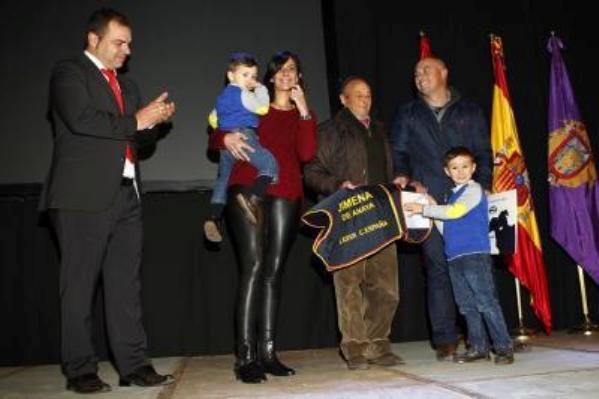 Galga Jimena en Copa del Rey Ávila 2015