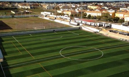 Nuevo Campo futbol San Bartolome