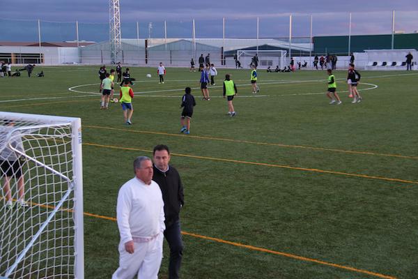 Nuevo campo futbol San Bartolome 4