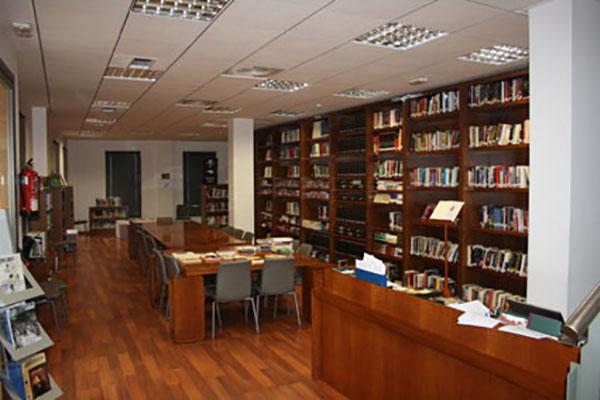 Biblioteca Pública José Manuel Lara