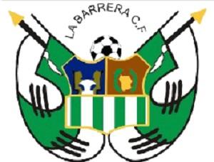 escudo futbol la barrera CF