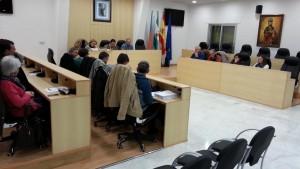 Pleno Municipal del 10 de febrero