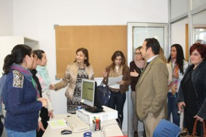 Visita delegada economía