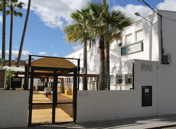 Colegio San Bartolome fachada